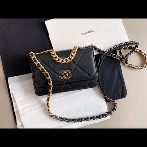 $300 Chanel neverfuli tote